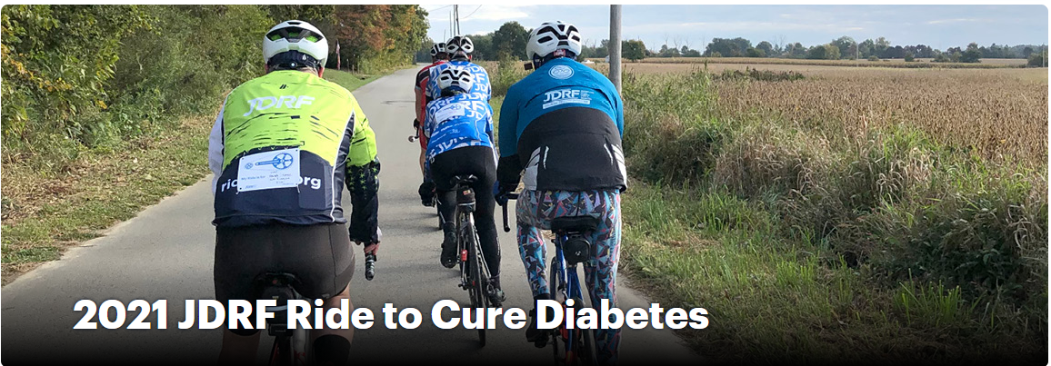 2021 JDRF Ride to Cure Diabetes